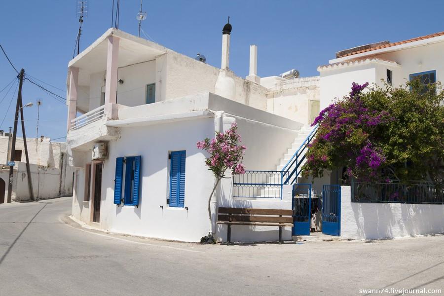 Южный берег острова Крит, май 2016