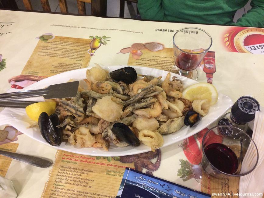 Ираклион, остров Крит, май 2016 года