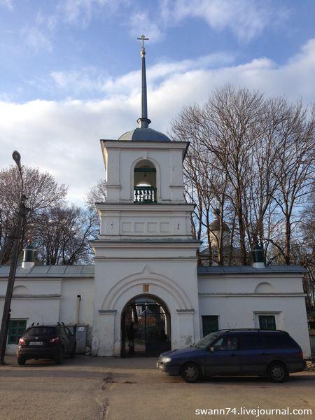 Псков, апрель 2017 года