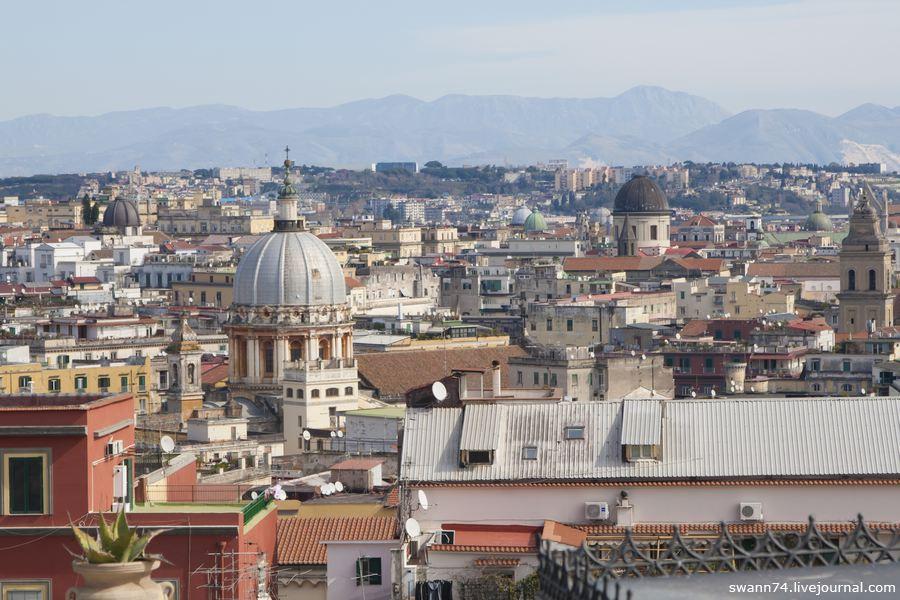 Неаполь, март 2017 года