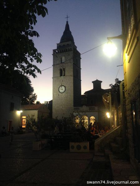 Хорватия, июль 2017 года