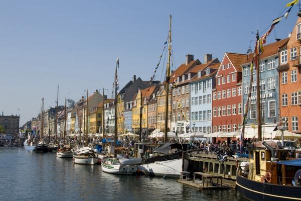 Копенгаген, Нюхавн.