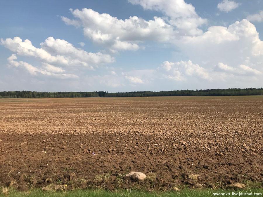 Белоруссия, апрель 2018