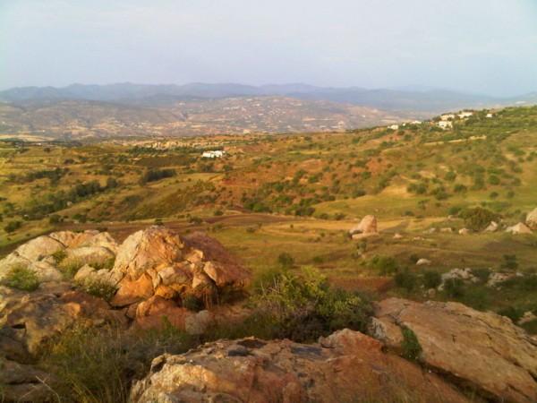 Друсейа, Кипр.