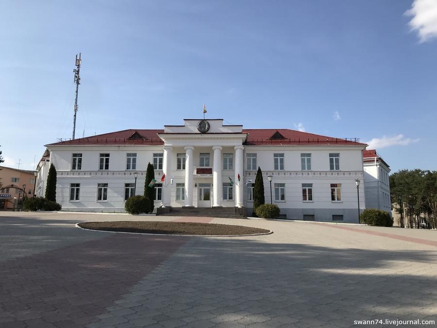 Браслав, Беарусь, май 2018 года