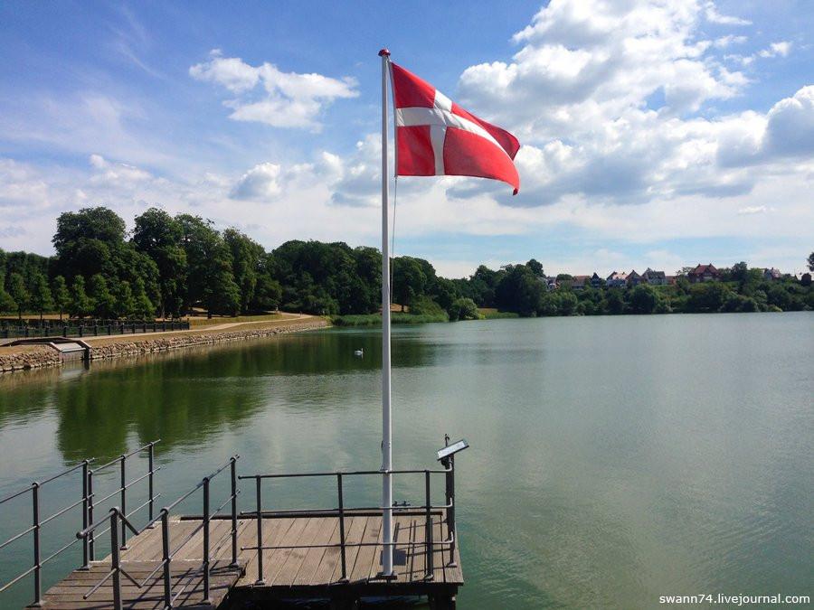Дания, июль 2018 года