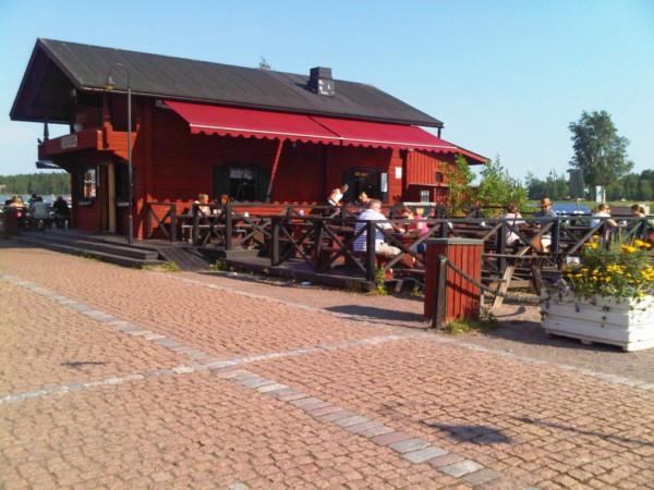 Ресторан в Ловиисе.