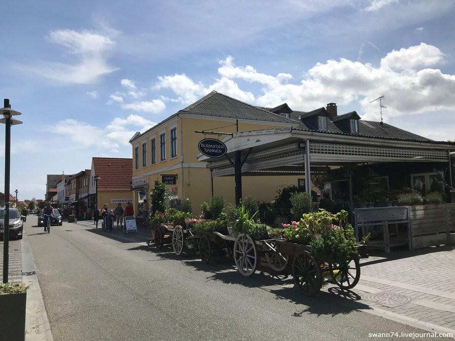 Гиллелейе, Дания, июль 2018 года