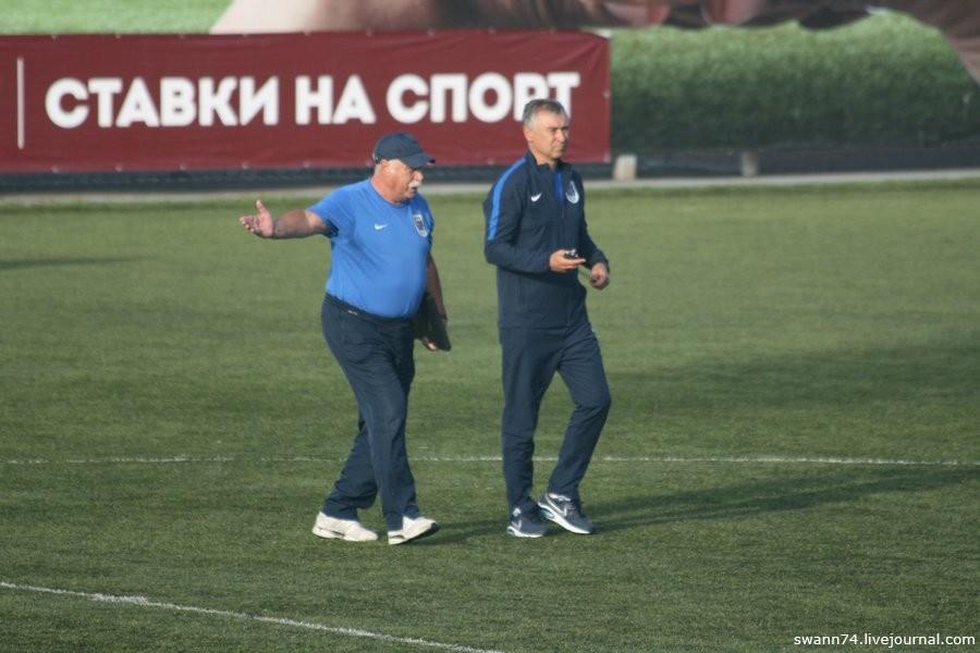 ФК Ленинградец - Знамя Труда (Орехово-Зуево), стадион Нова Арена, 27 августа 2018