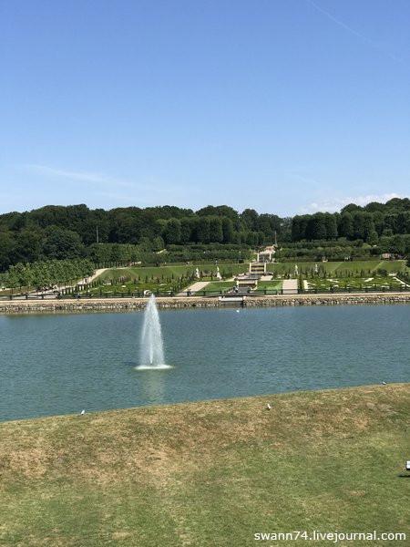 Замок Фредериксборг, Дания, июль 2018 года