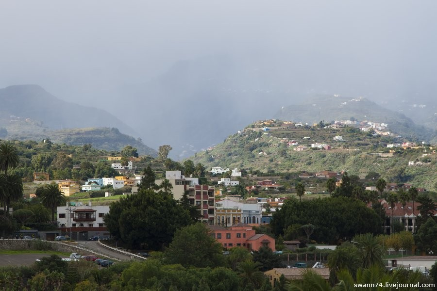 Санта-Брихида, остров Гран Канария
