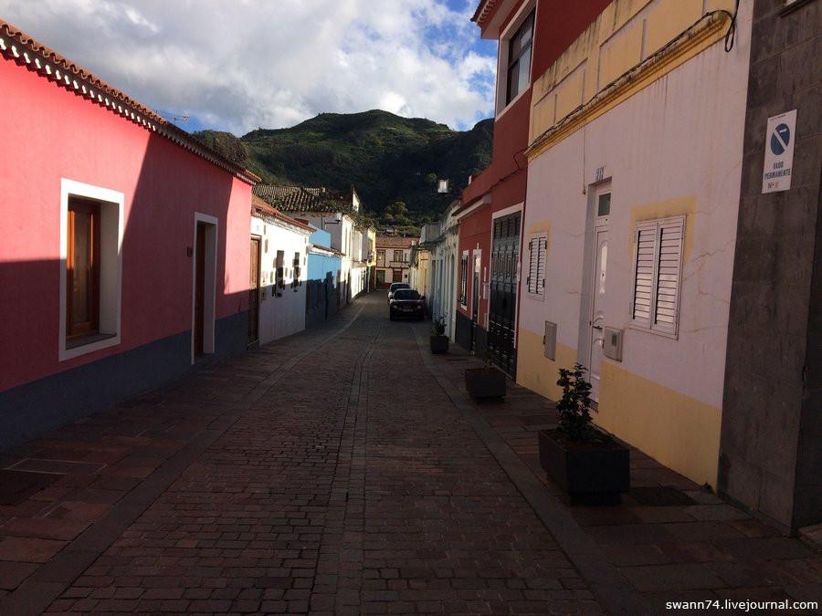 Сан-Матео, остров Гран Канария