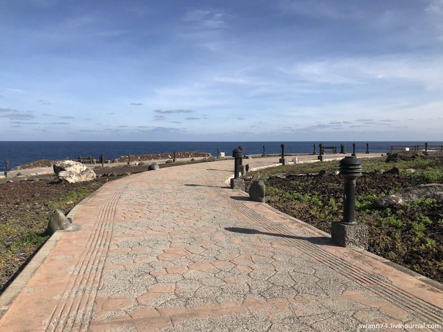 Playa del Hombre, Гран Канария, 3 января 2019 года