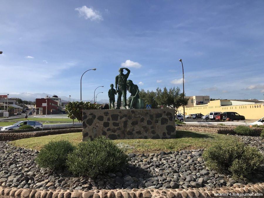 Ла Гарита, Гран Канария, январь 2018