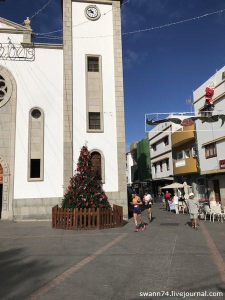 La Aldea de San Nicolas