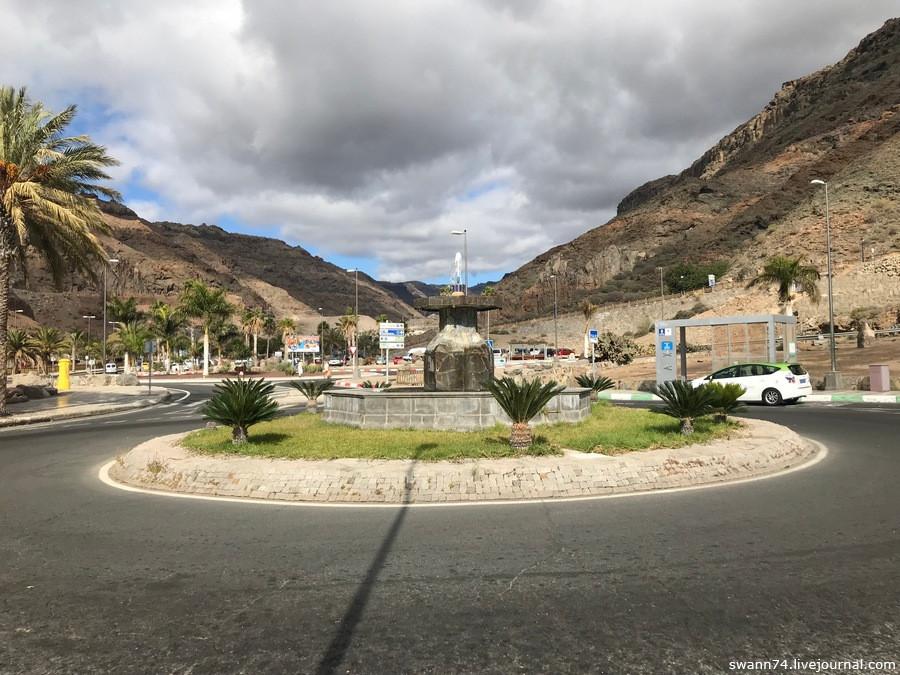 Таурито, Гран Канария, февраль 2019 года