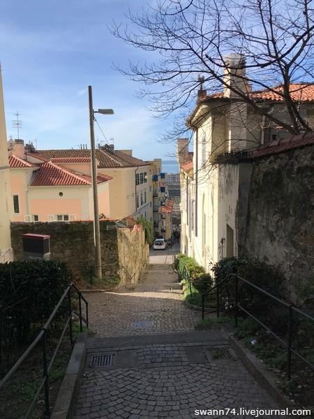 Поездка в Словению и Триест, март 2019 года