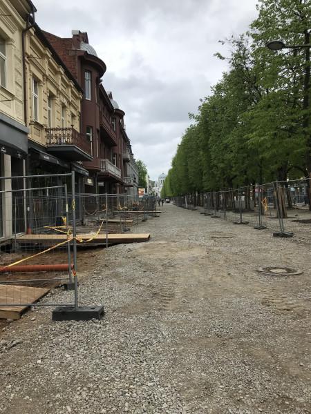 Каунас, Литва, май 2019 года