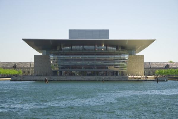 Копенгаген, опера.