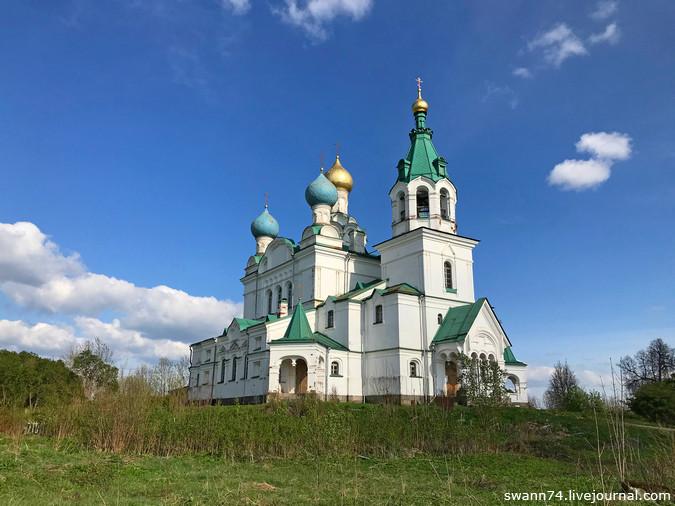 Деревня Городня, Батецкий район, Новгородская область. Май 2019 года.