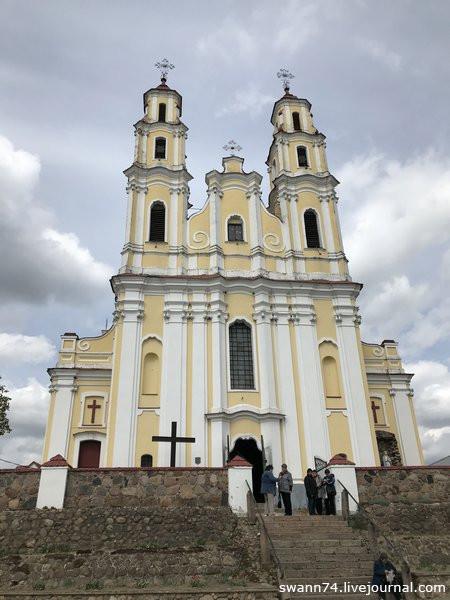 Город Глубокое, Беларусь, май 2019 года