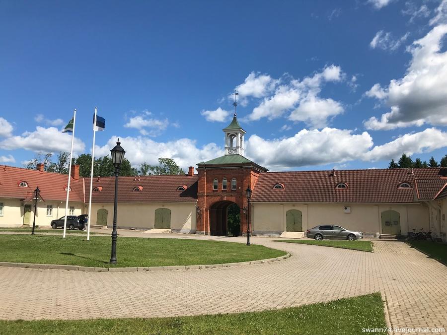Усадьба Рогози, Южная Эстония, июнь 2019 года