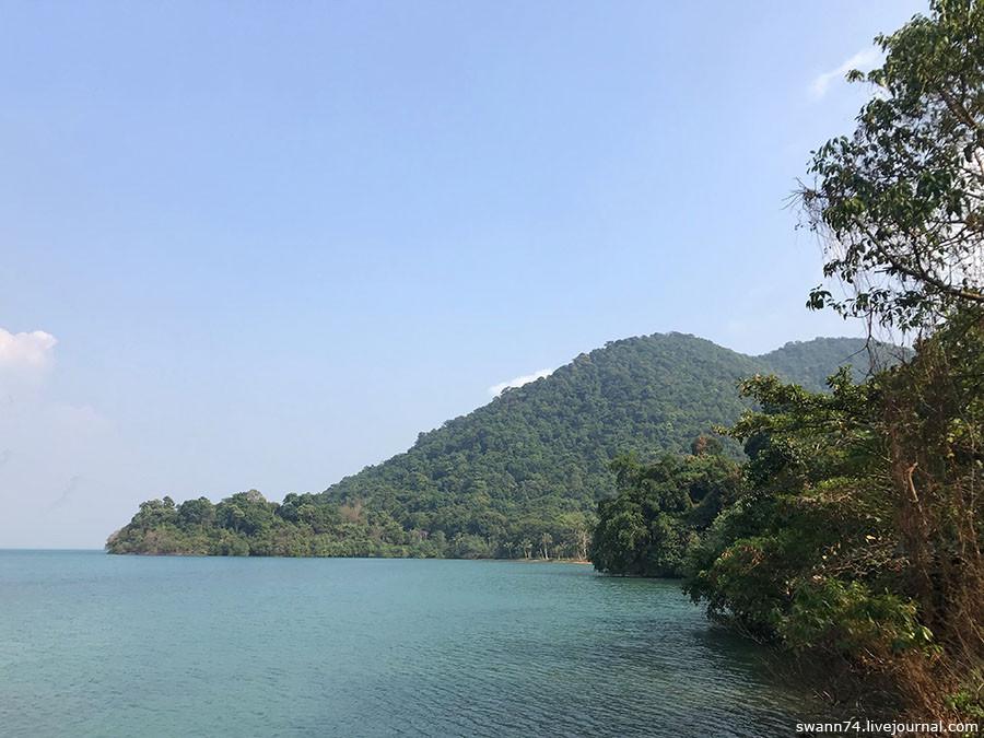 Остров Ко Чанг, январь 2020 года