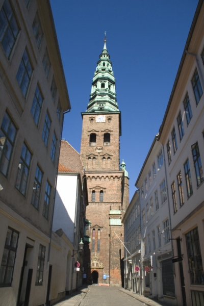 Копенгаген, собор Святого Николая.