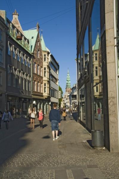Копенгаген, Стрёгет.