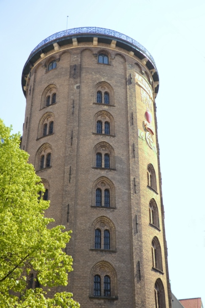Копенгаген, Круглая Башня.