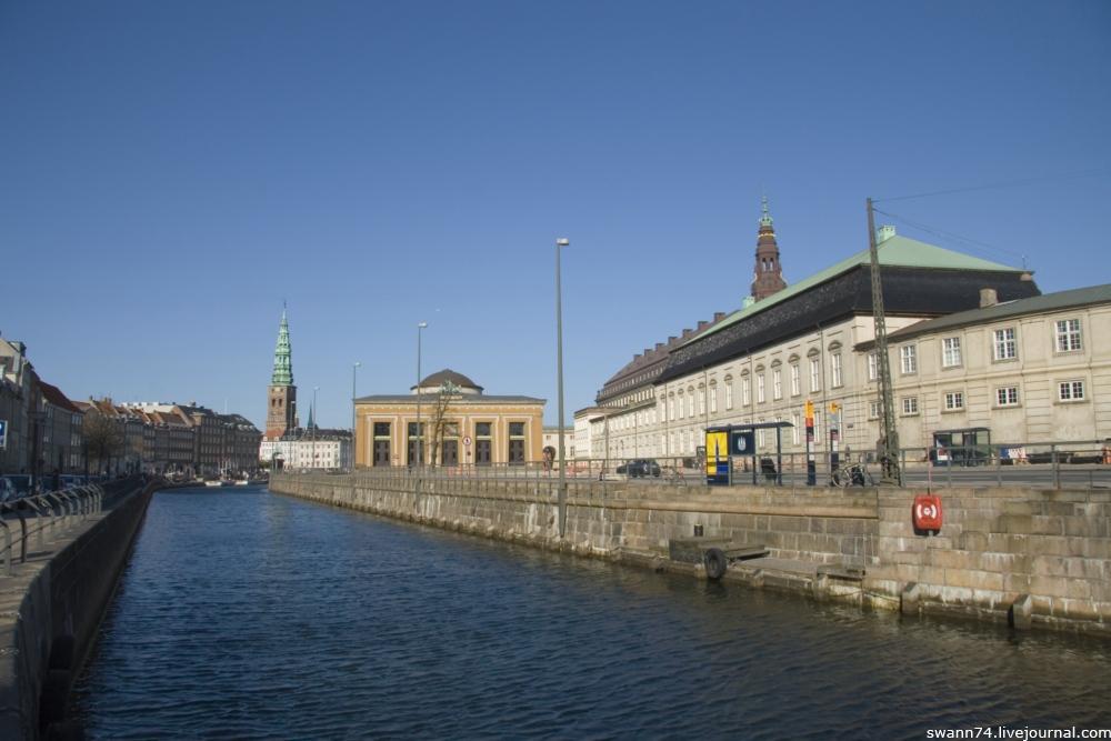 В Копенгагене, май 2011 года