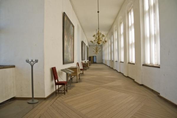 Замок Кронборг, Дания.