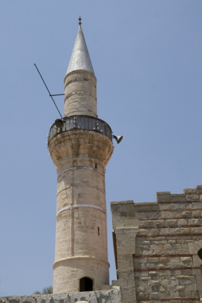 Мечеть на Кипре.