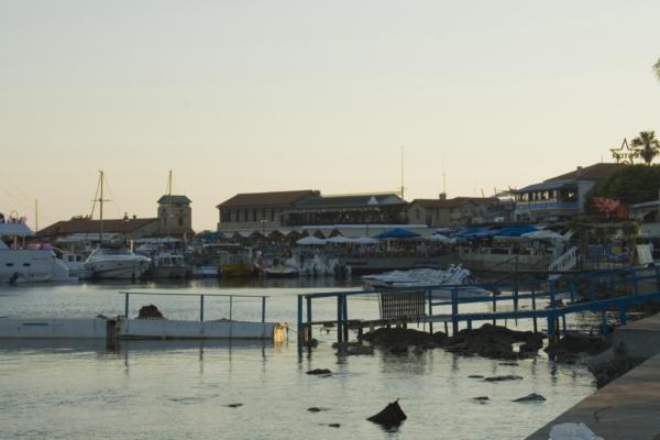 Като Пафос, Кипр.