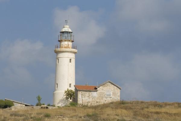 Крепость в Като Пафосе, Кипр.