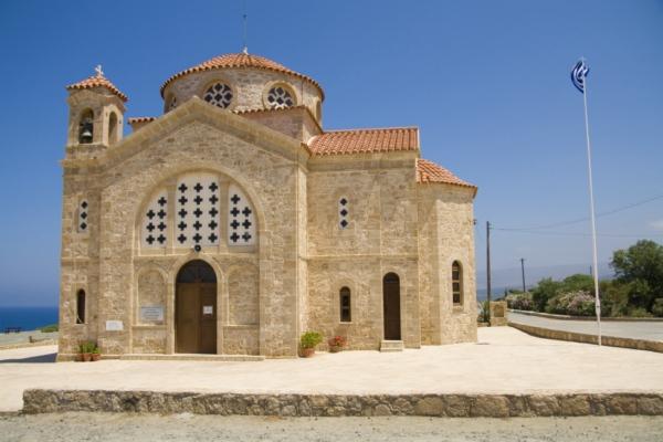 Агиос Георгиос, Кипр.