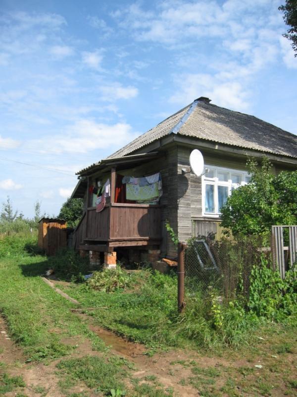 Деревня Русско, Новгородская область.