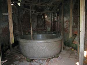 Ванна в Баболовском дворце