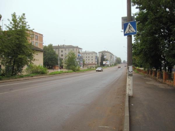 Город Невель, Псковская область.