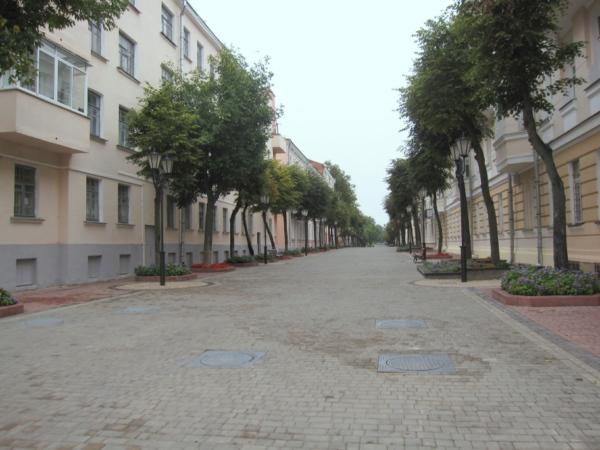 Витебск, Белоруссия.