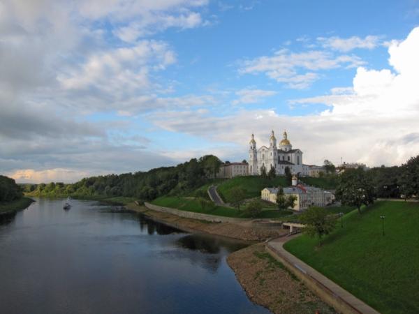 Витебск, Западная Двина.