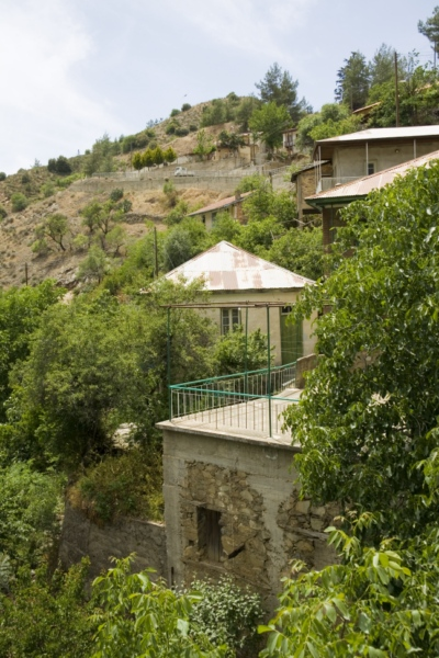 Деревня Каминария, Кипр.