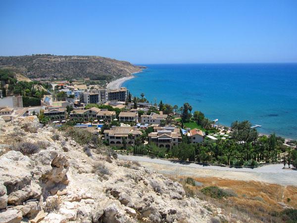 Кипр, Писсури-бэй.