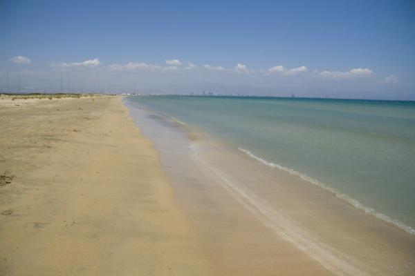 Кипр, Пляж Ladies Mile.