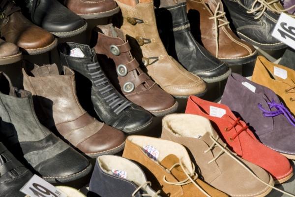 Обувной магазин в Мадриде