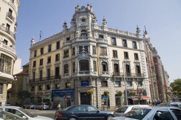 Дом священника церкви Сан Хосе, Мадрид