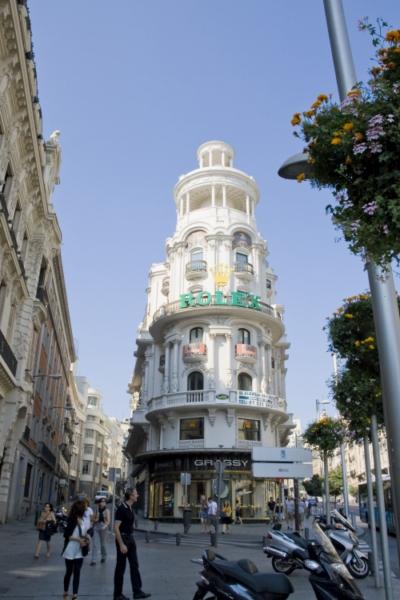Здание Grassy, Мадрид