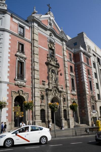 Церковь Святого Хосе, Мадрид