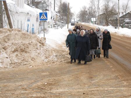 6 января 2011 года, Бронницы.