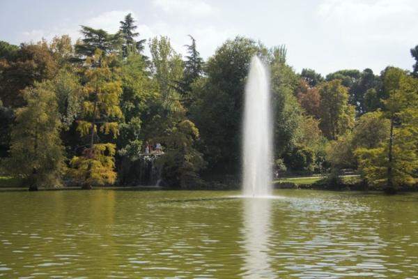 Парк Ретиро, Мадрид